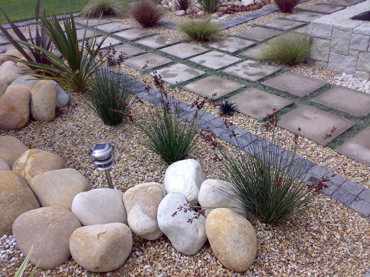Pools paving and water features landscaping tableview for Landscaping rocks cape town